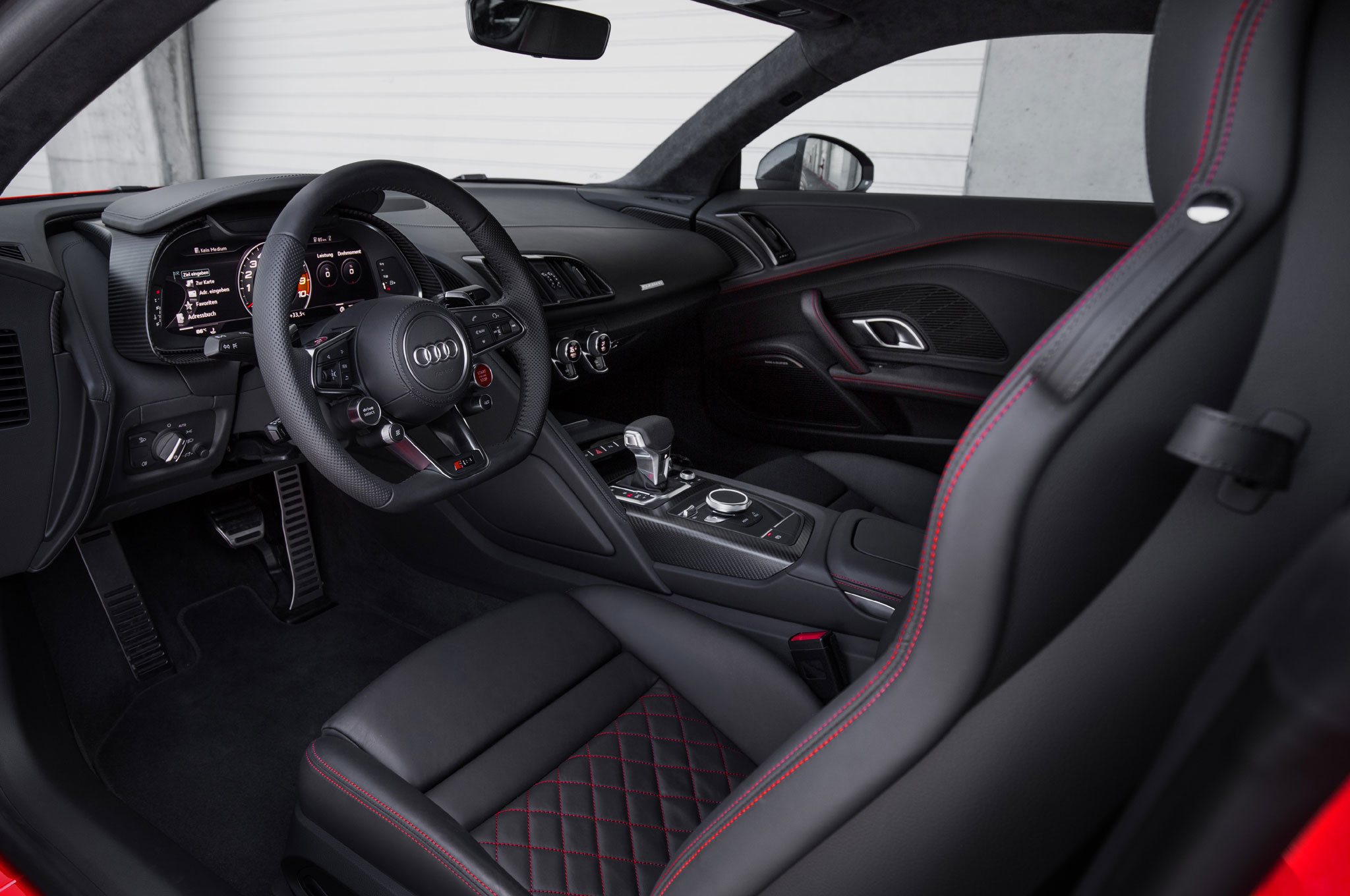 2018 Audi R8 Spyder V10 Plus Drops With 610 Horsepower Automobile