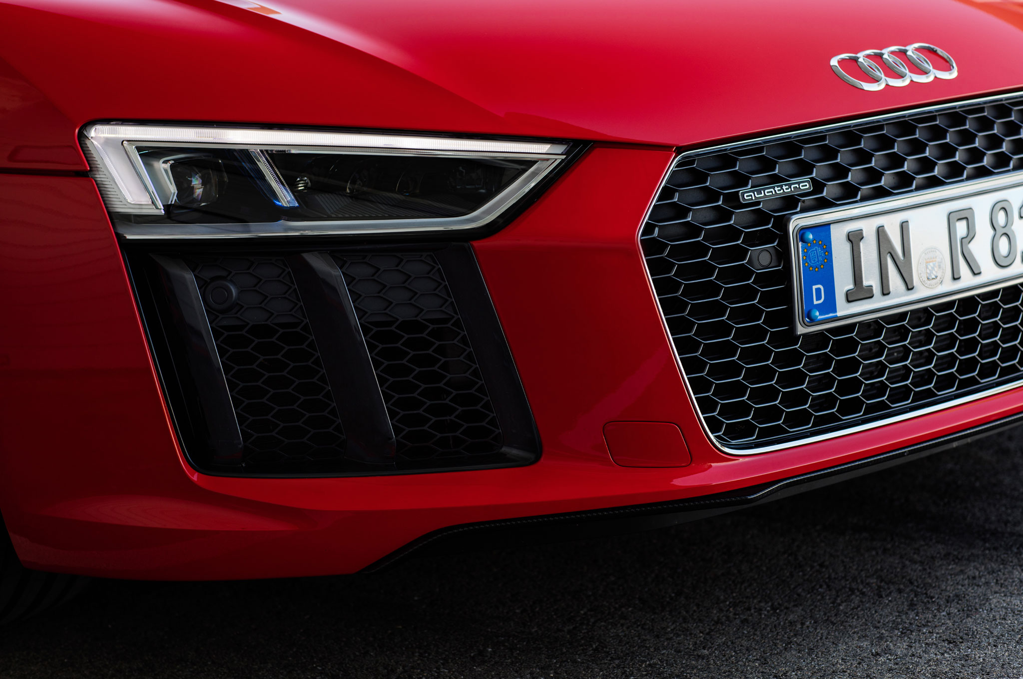 2017 Audi R8 V10 Spyder One Week Review | Automobile Magazine