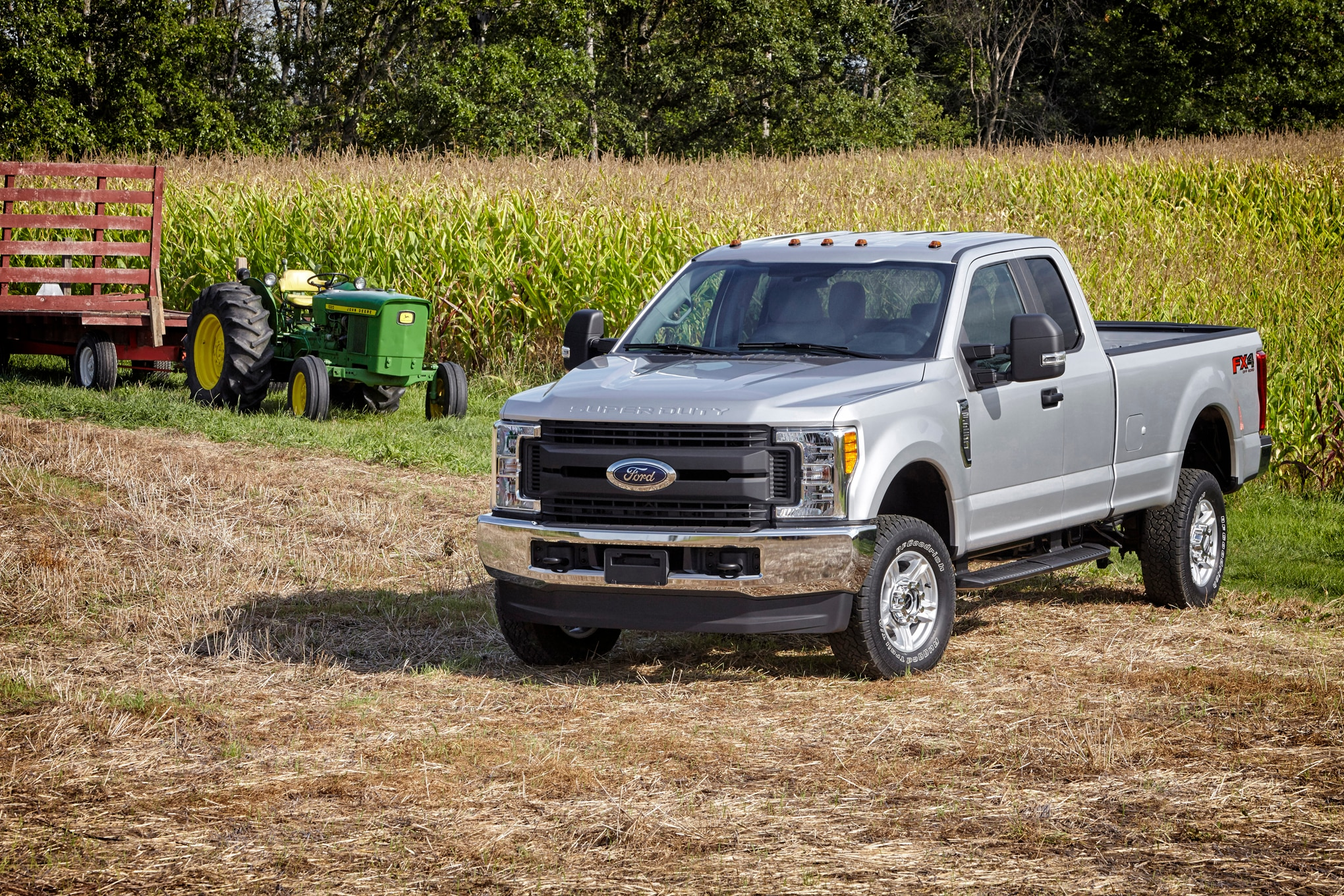 Move Over Ford Raptor The F 250 Megaraptor Wants To Play 1964 4x4 3 92