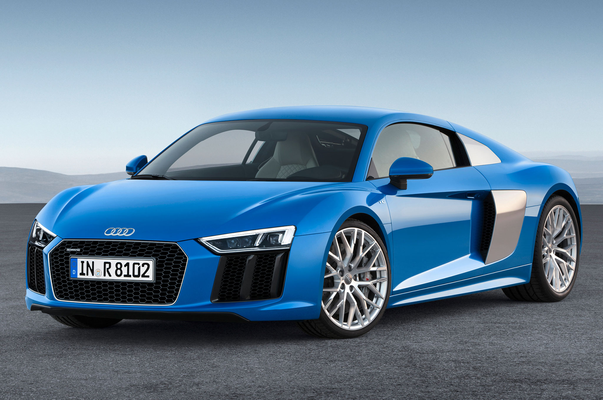 Audi R Spyder V Plus Drops With Horsepower Automobile - Audi r8 convertible
