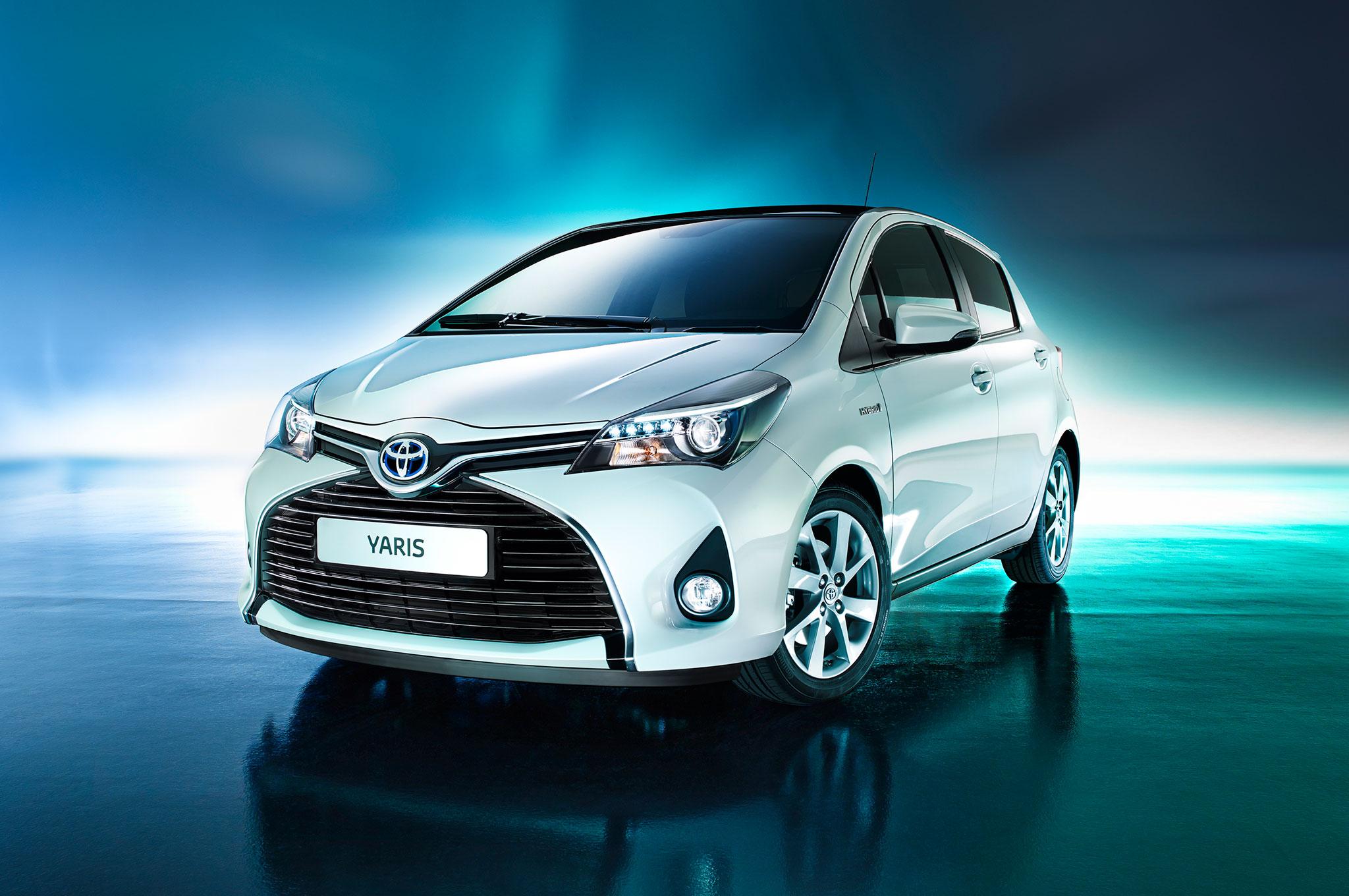 2017 Toyota Corolla Le >> 2015 Toyota Yaris Review