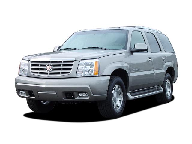 The Sopranos 2003 Cadillac Escalade Fetches 119K at Auction