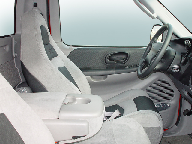 Ford F Svt Lightning Wd Truck Front Seat