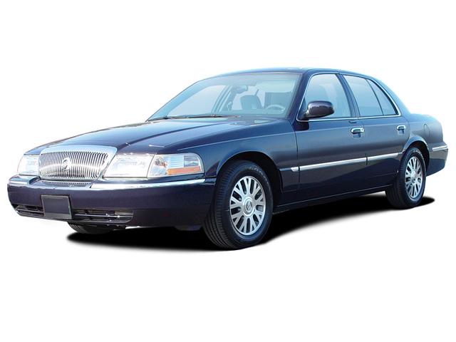 2003 Mercury Grand Marquis