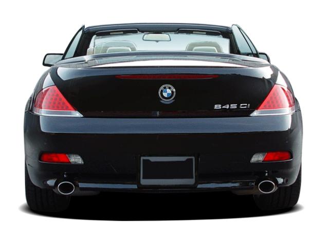 2005 bmw 645ci convertible problems