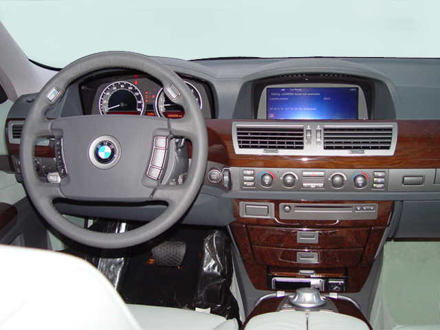 2005 Bmw 760i Road Test Amp Review Automobile Magazine