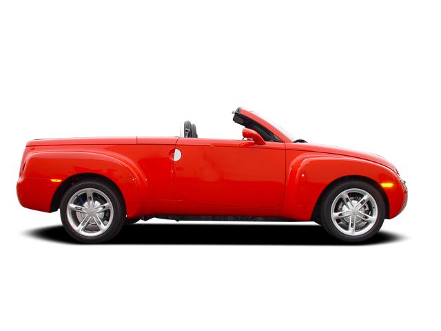 2005 Chevrolet SSR LS2 6 0 - Road Test & Review - Automobile Magazine