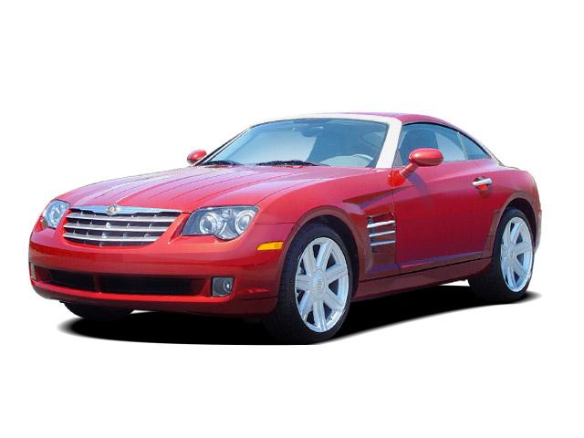 Wonderful 2005 Chrysler Crossfire
