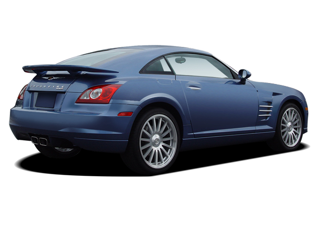 Chrysler Crossfire SRT-6 Preview & Specifications