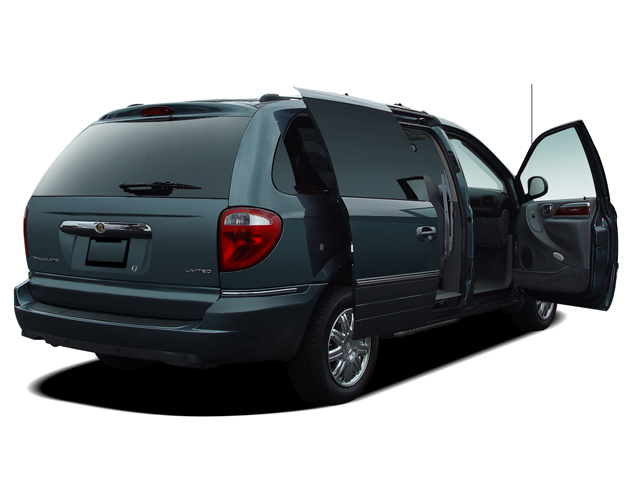 chrysler town and country 2007 specs