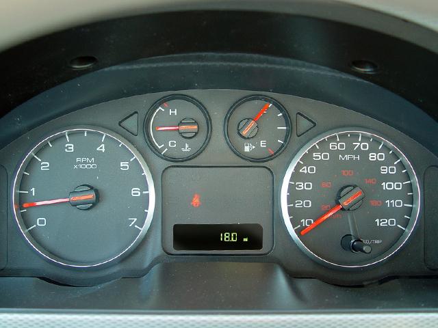 2005 ford 500 sel transmission