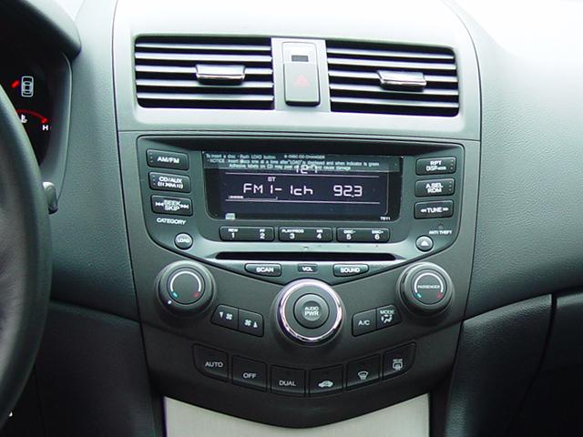 2005 honda accord ex coupe v6