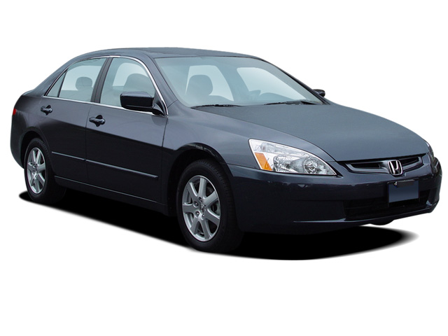 2005 Honda Accord Hybrid - Road Test & Review - Automobile ...