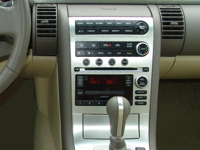 2005 Infiniti G35 Sport Coupe News Automobile Magazine