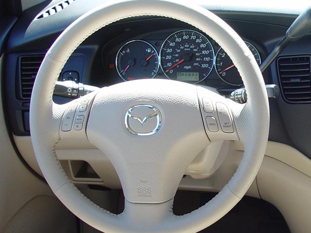 2000 2005 Mazda Mpv Es Automobile Magazine
