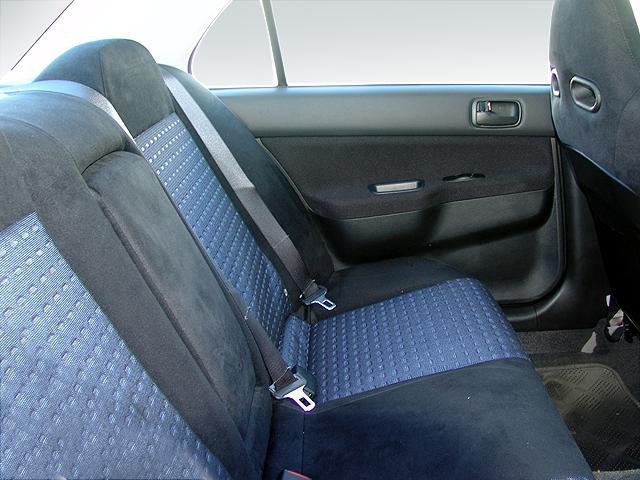 2005 Mitsubishi Lancer Evolution MR - Sedans Under 40K