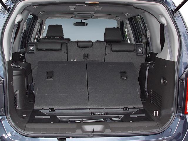 2005 Nissan Pathfinder Road Test Amp Review Automobile