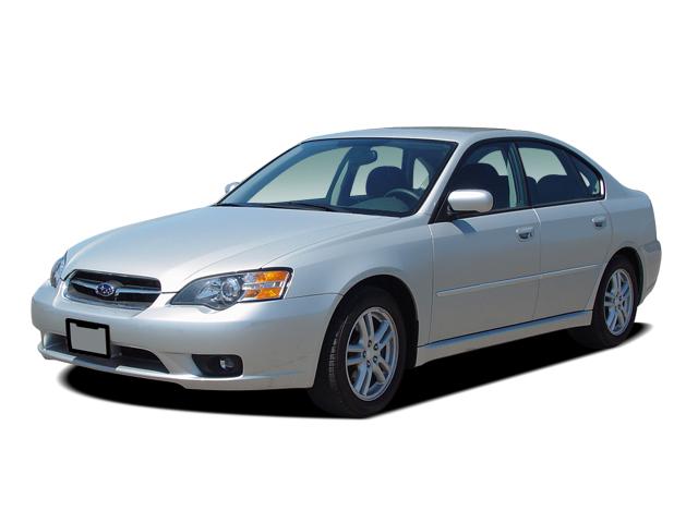 2005 Subaru Legacy Gt Four Seasons Test Automobile Magazine