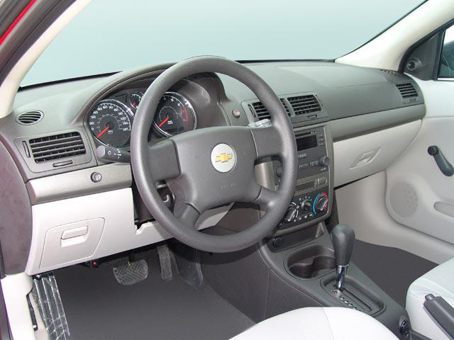 2006 Chevrolet Cobalt Ss Automobile Magazine
