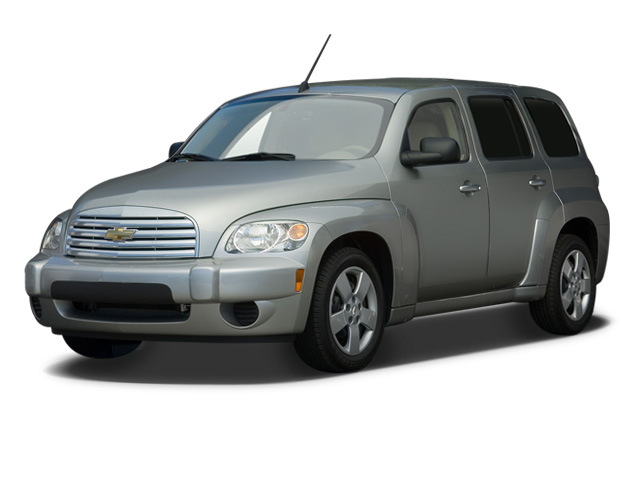 2006 Chevrolet HHR vs. 2006 Chrysler PT Cruiser - Review ...