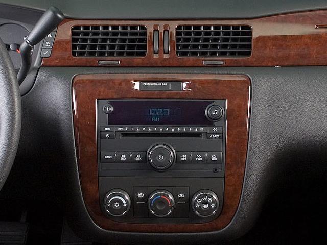 2006 Chevrolet Impala Ss Automobile Magazine