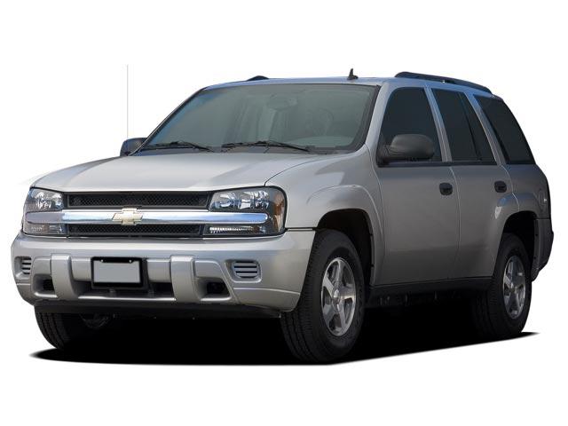 2006 Chevrolet Trailblazer SS vs. 2006 Jeep Grand Cherokee ...