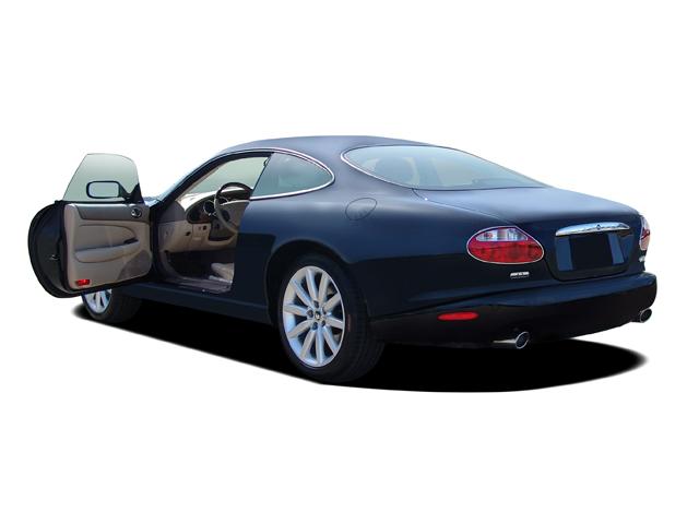 Jaguar Xk8 Advanced Lightweight Coupe Concept Automobile Magazine