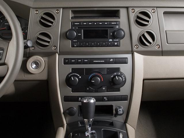 2006 jeep commander - automobile magazine