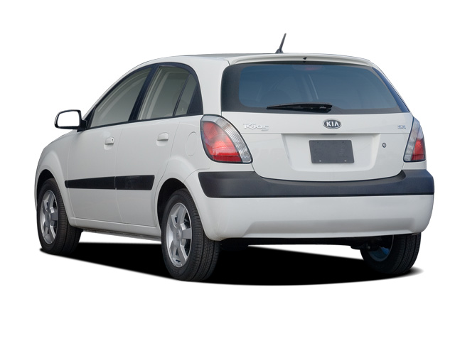 2006 Kia Rio 5 Door Automobile Magazine