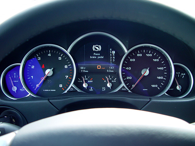 2006 Porsche Cayenne Turbo S - SUV Review & Road Test - Automobile ...