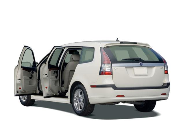 2006 saab 9 3 aero road test review automobile magazine 2010 Saab 9 -5 9 54