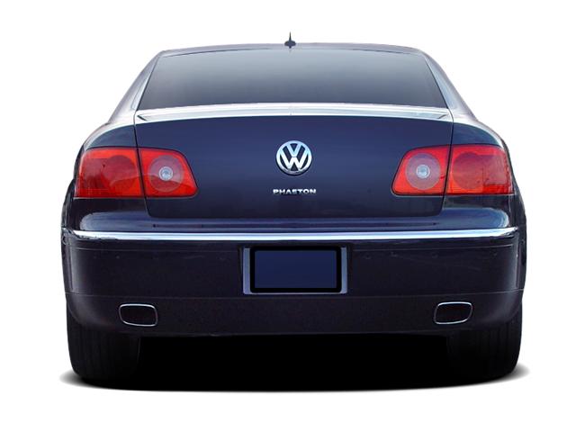 Volkswagen Phaeton V10 Tdi Automobile Magazine