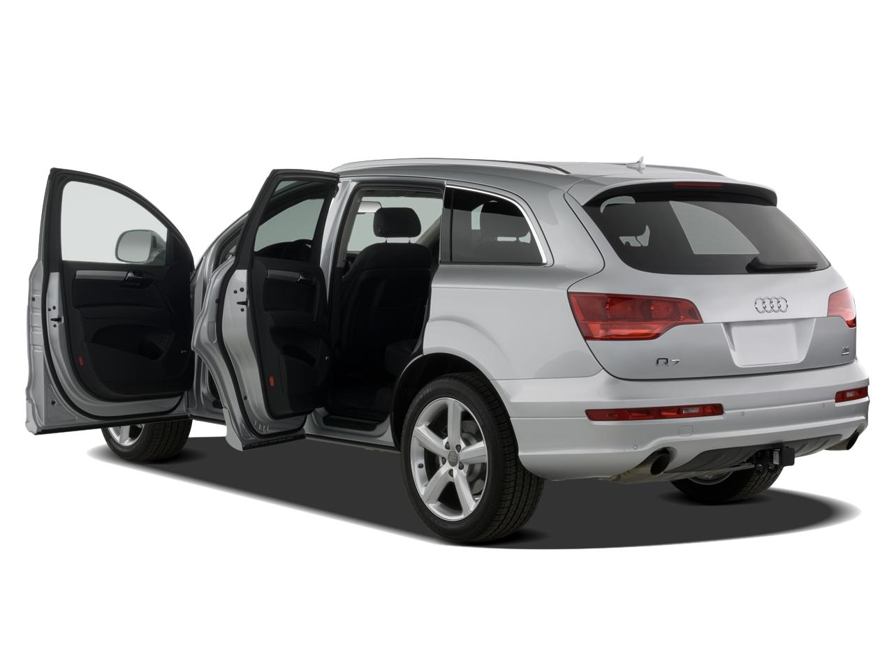 Audi S Q7 Suv Surfaces News Automobile Magazine