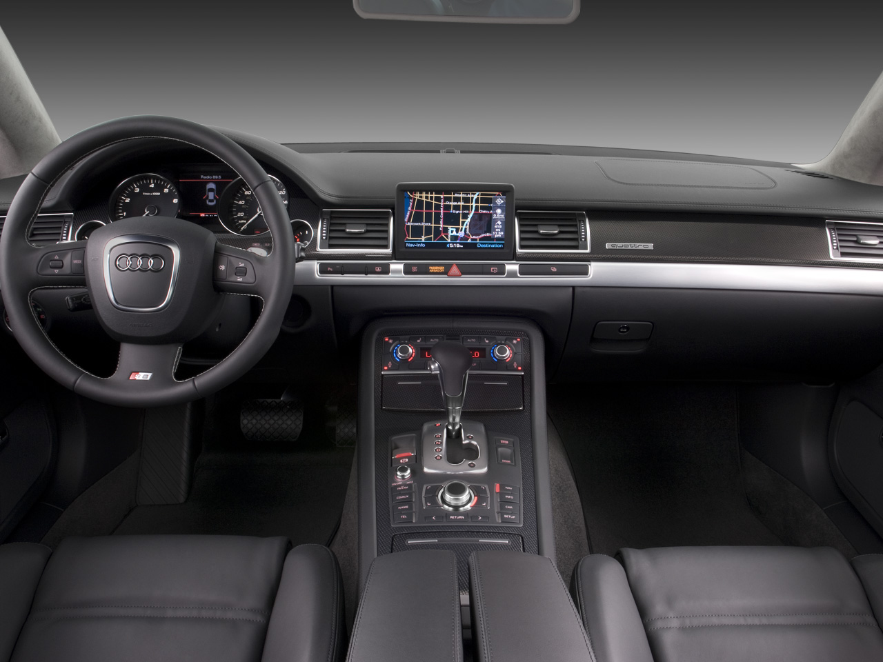2007 audi s8 review