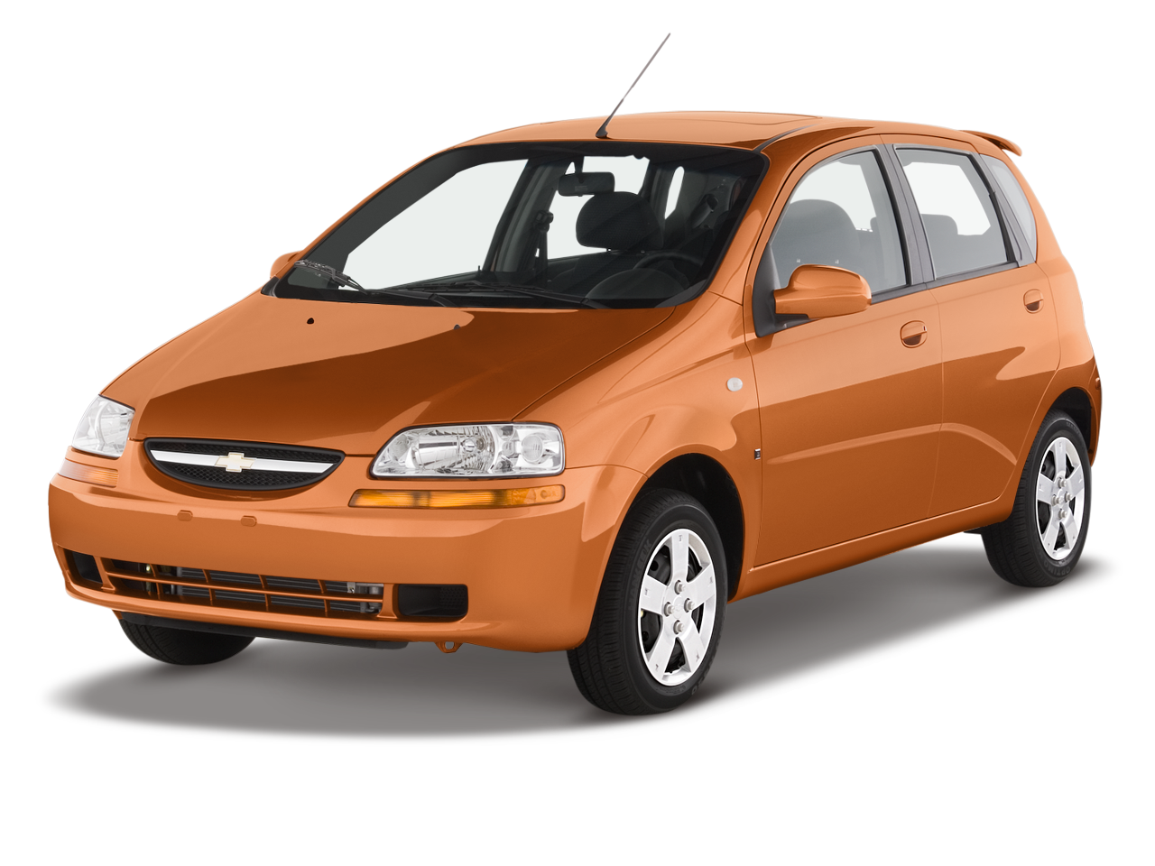 2007 Chevrolet Aveo - 2006 Detroit Auto Show