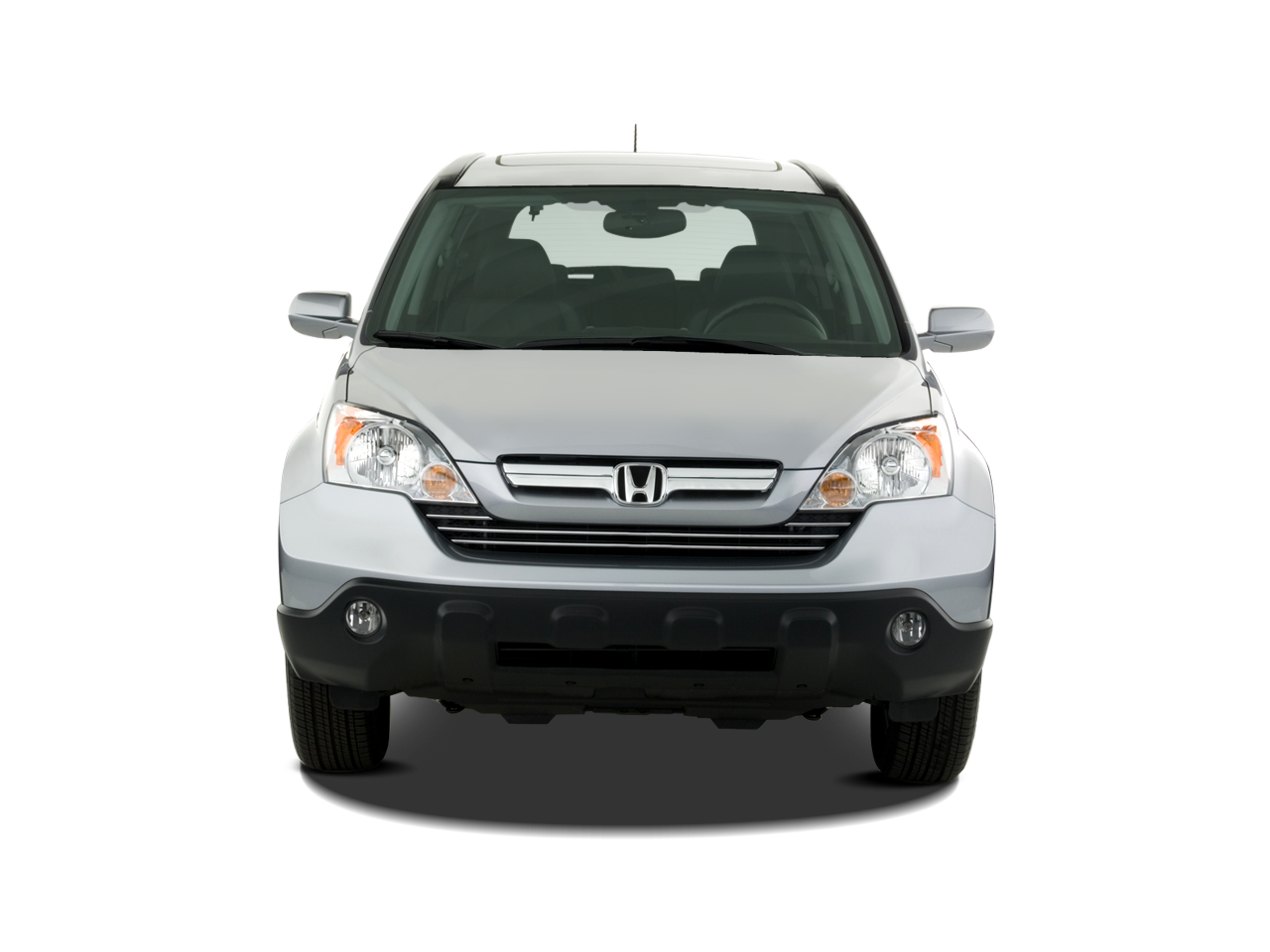 Honda Cr V Ex L Wd At Suv Front View