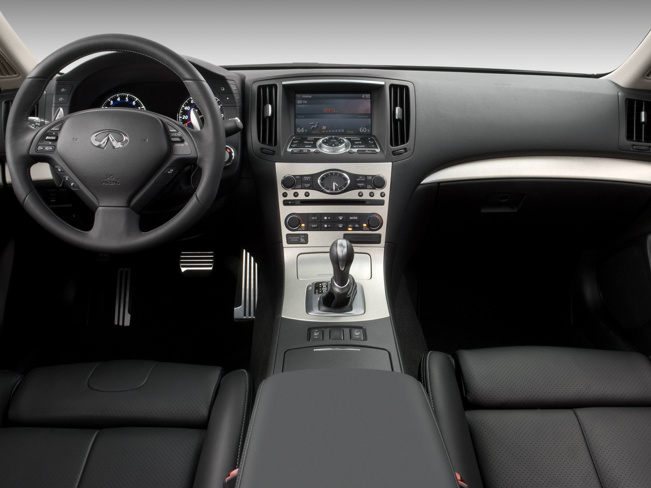 G35 0 60 >> 2007 Infiniti G35 - Road Test & Review - Automobile Magazine