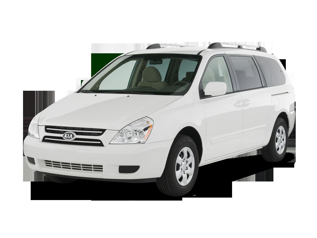 2007 Kia Sedona Minivan Review Amp Road Test Automobile Magazine