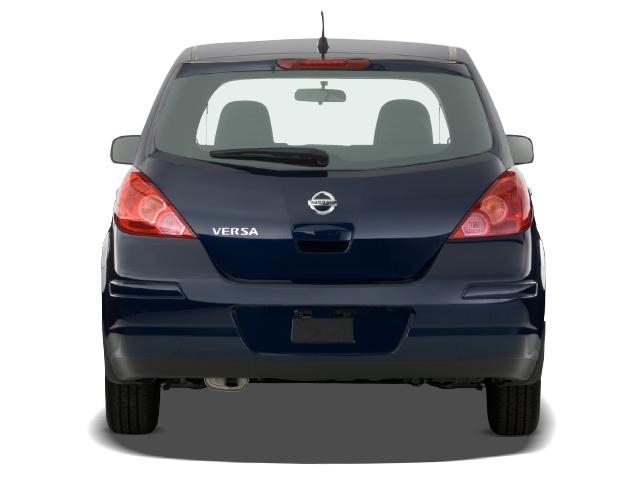 2007 Nissan Versa - 2007 New Cars - Automobile Magazine