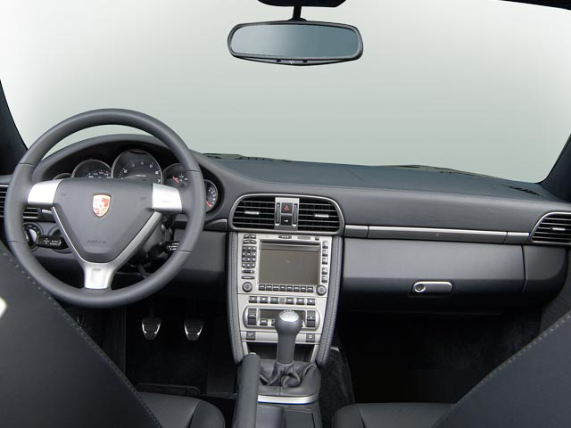 2007 Porsche 911 Turbo Automobile Magazine