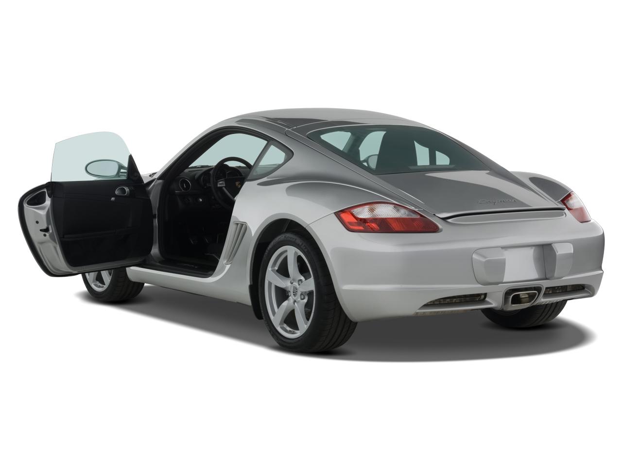 2007 porsche cayman 2006 detroit auto show automobile magazine. Black Bedroom Furniture Sets. Home Design Ideas