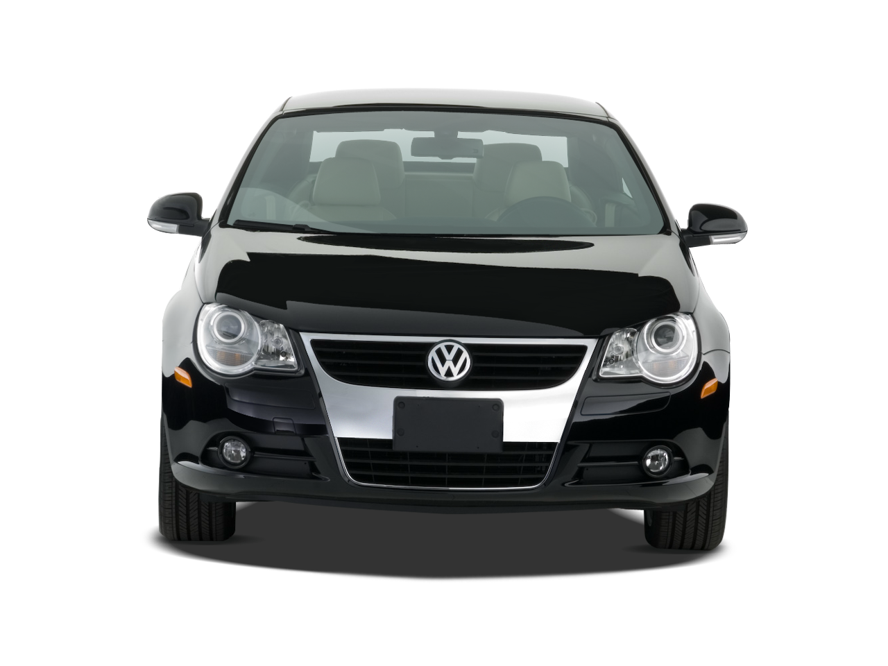 2007 volkswagen eos new car review automobile magazine. Black Bedroom Furniture Sets. Home Design Ideas