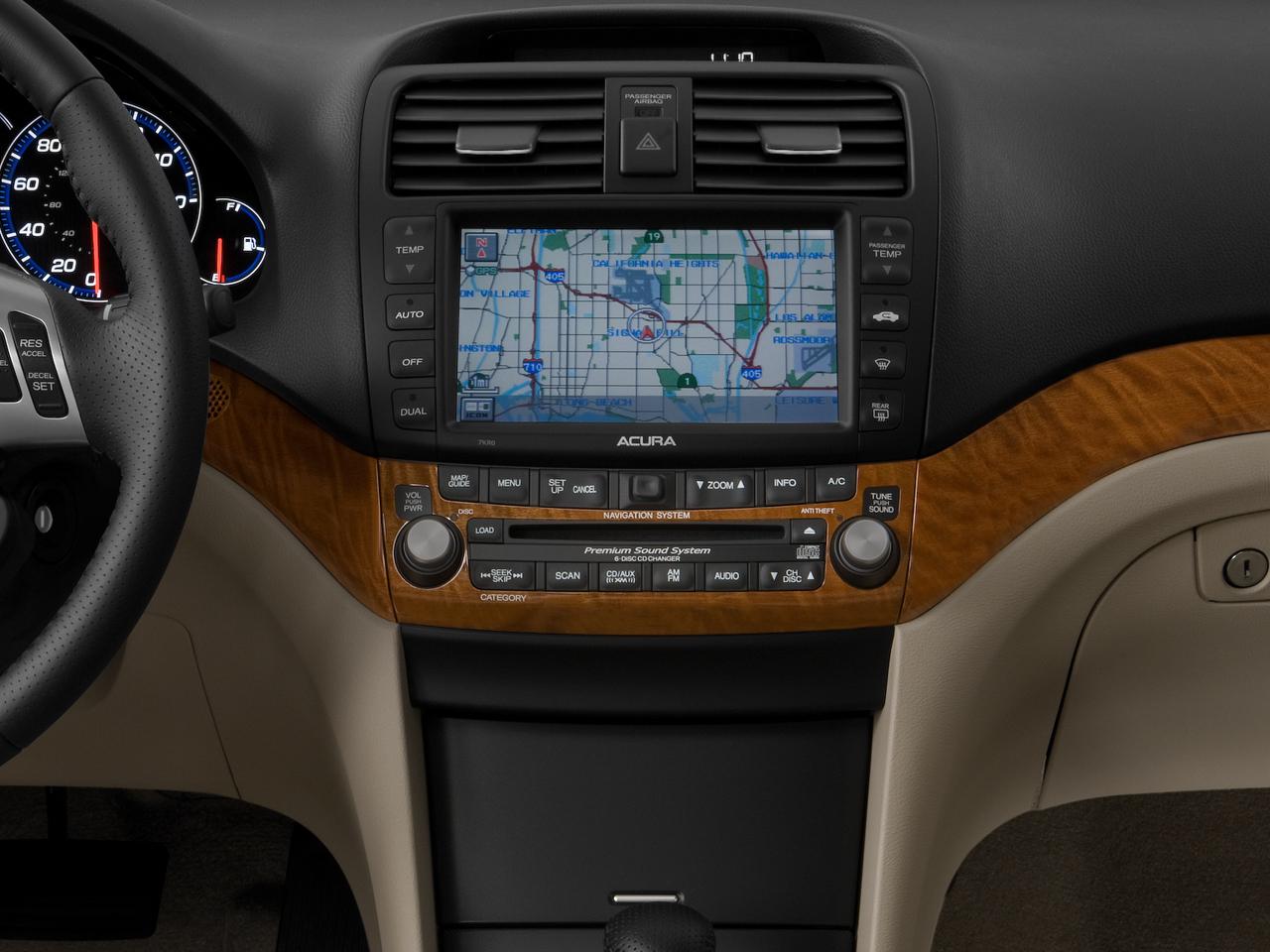 Recall Central Acura TSX ECUs May Rust Fail - 2004 acura tsx navigation