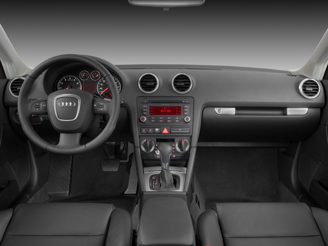 2008 audi a3 tdi clubsport quattro concept latest news features rh automobilemag com 2015 Audi A3 Dash 2015 Audi A3 Dash