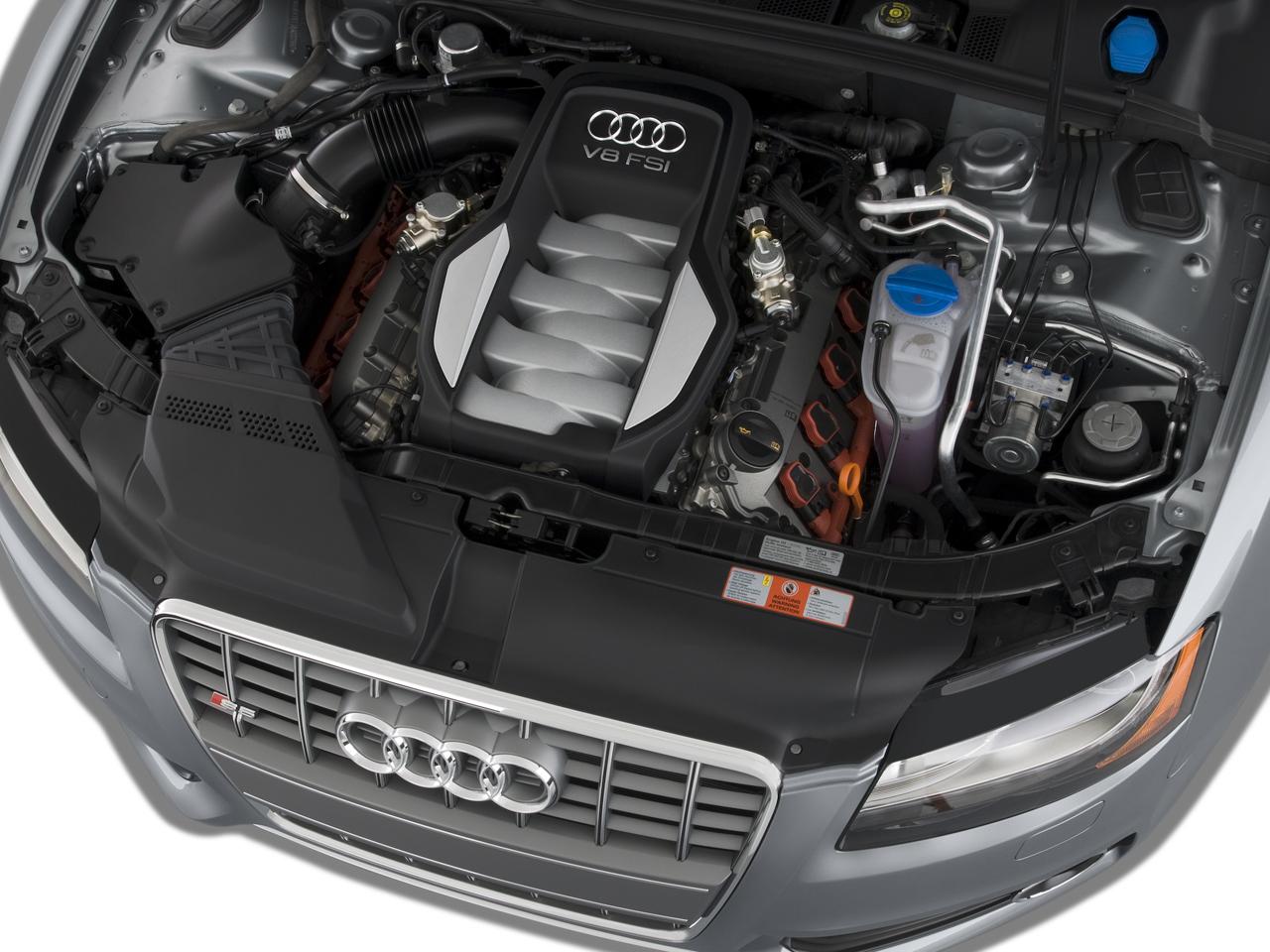 2009 Audi S5 - Audi Luxury Coupe Review - Automobile Magazine