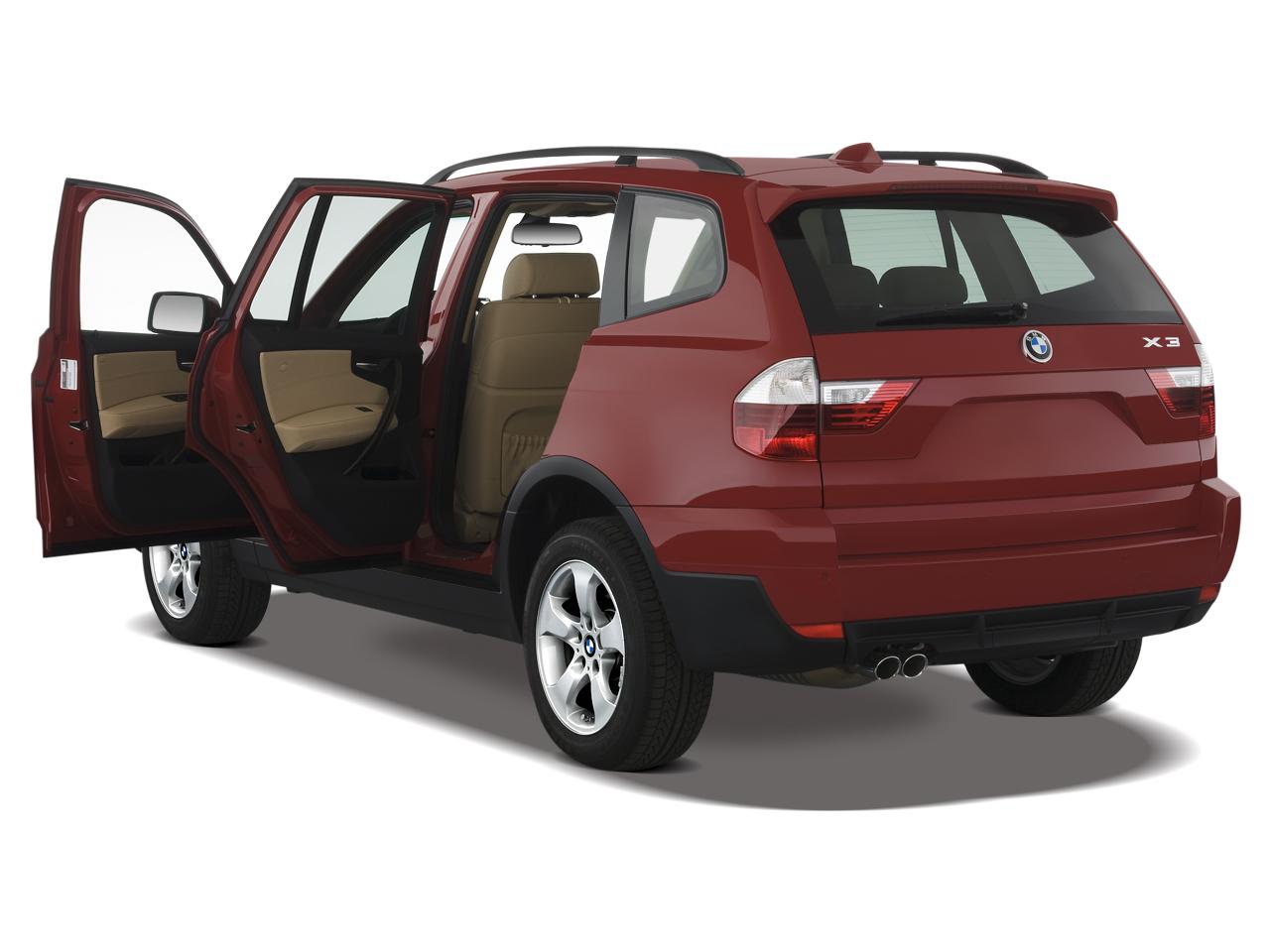 2008 BMW X3 Hybrid