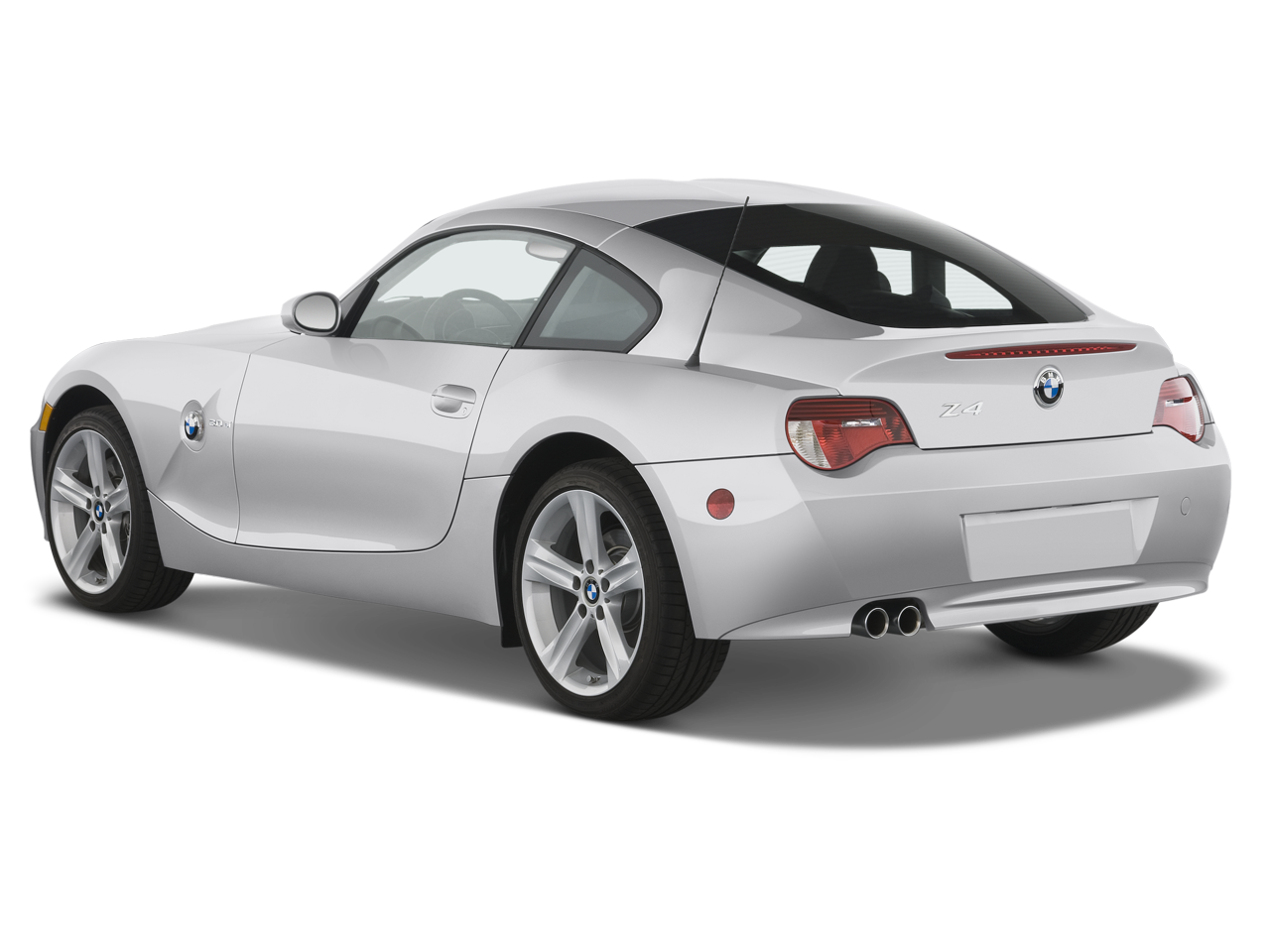 2008 Bmw Z4 Coupe Bmw Sports Coupe Review Automobile Magazine