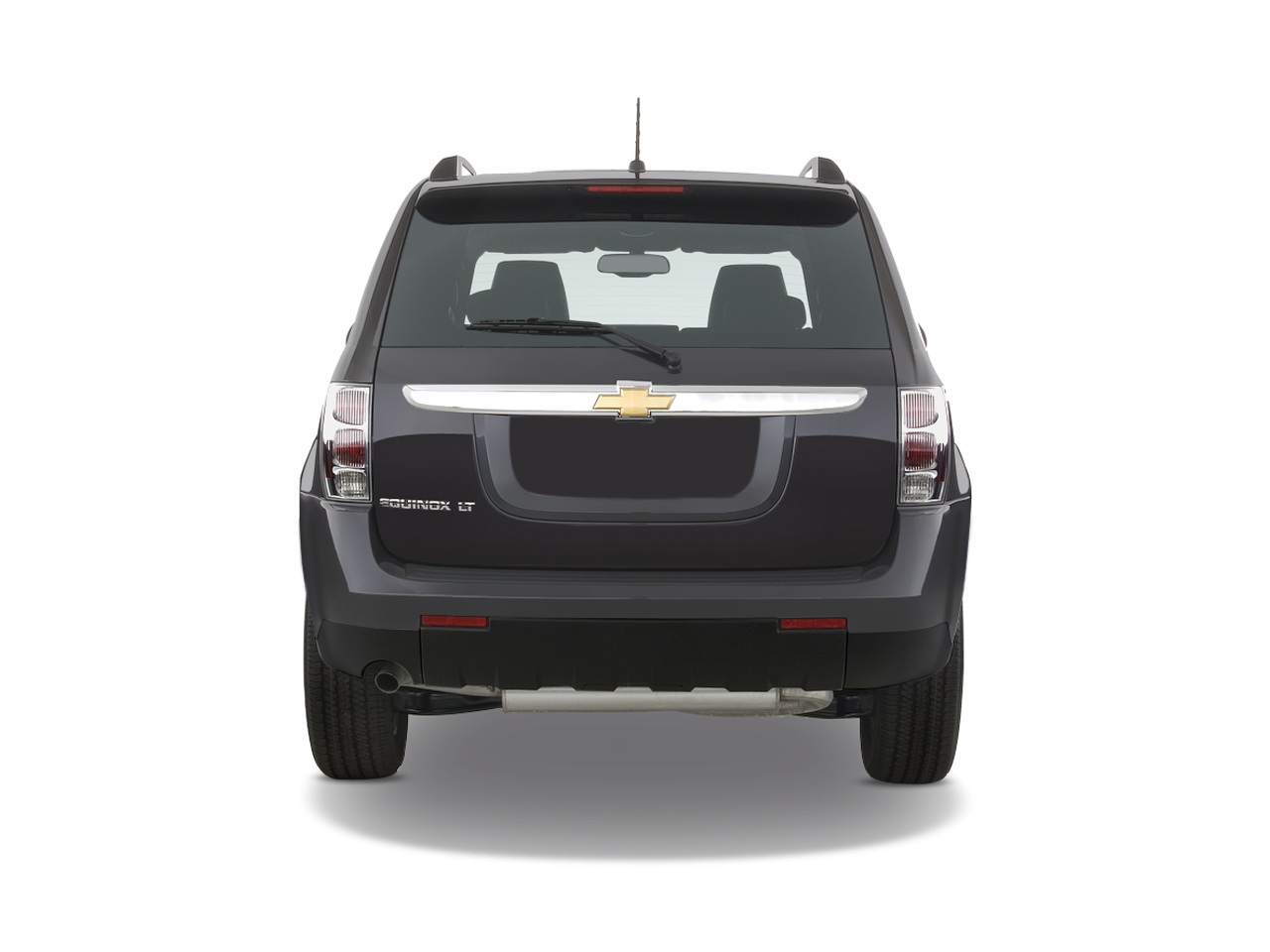 Equinox 2008 chevy equinox : 2008 Chevy Equinox Fuel Cell Diary - Day Two - Latest News ...