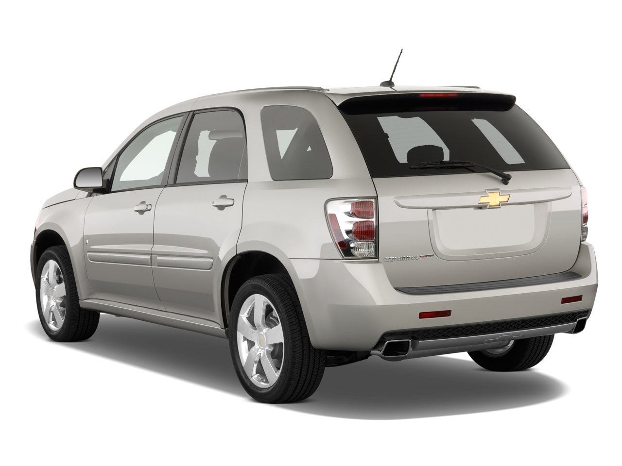 2008 Chevy Equinox Fuel Cell Diary - Day Two - Latest News ...