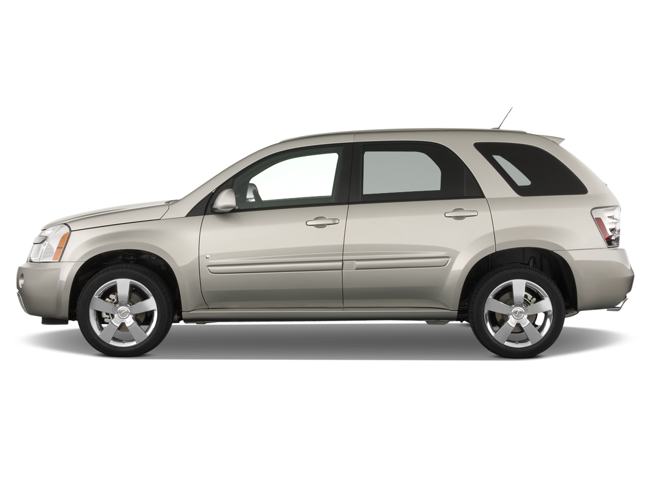 Equinox 2008 chevy equinox : 2008 Chevy Equinox Fuel Cell Diary - Day Five - Latest News ...